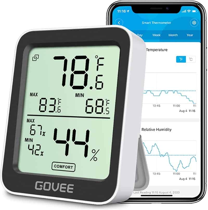 Govee Bluetooth Hygrometer